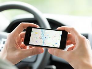 Google Maps Navigation On Apple Iphone