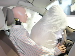 Mannequin In A Car